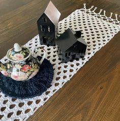 Honeycomb Table Runner Crochet PATTERN Home Decoration | Etsy