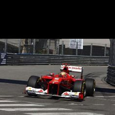 Alonso in MONACO