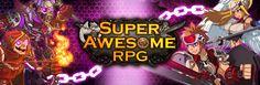Lee Super Awesome RPG, un juego de rol poco convencional