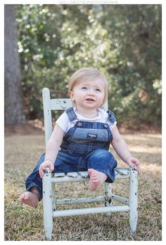 Beckett's one year birthday session, Farmville NC, Will Greene Photography
