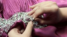 High Quality Jewel Sleeveless Open Back Illusion Back Purple Homecoming Dress with Sequins Crystal