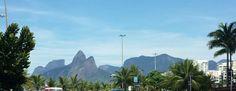 Morro Dois Irmãos - Rio de Janeiro - Foto: Marília Vidigal Carneiro