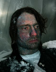 1000+ images... Man Frozen In Ice Alive