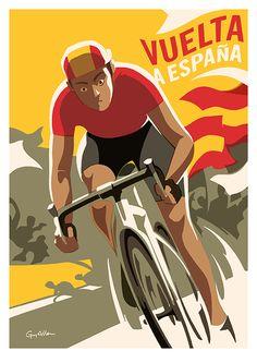 Guy Allen — Vuelta a España
