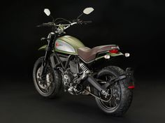 Ducati Scrambler Urban Enduro launched at INR 7.90 lacs