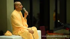 How I became Vegetarian   - Radhanath Swami