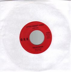 Television - Little Johnny Jewel (Part One) 7""