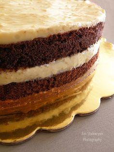 Bulgarian Recipes, Bulgarian Food, Russian Cakes, Dessert Recipes, Desserts, Vanilla Cake, Cheesecake, Bakery, Cooking Recipes