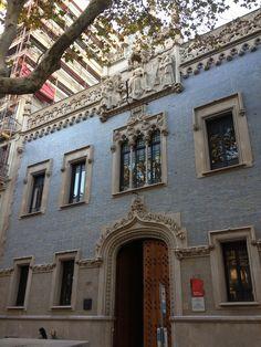 Gran Vía de las Cortes Catalanas