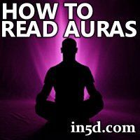 Learn all about auras, how to read auras, how to see your aura, aura colors and what each aura color means.