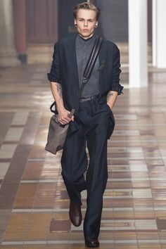 Lanvin | Spring 2015 Menswear Collection | Style.com