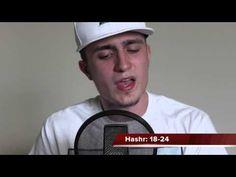 Fatih Seferagic - Hashr 18-24, Allah Maha Besar, He is Young, Cute and Able Read Quran So bebautiful.