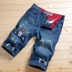 2017 new denim shorts homme 2017 summer high quality new men's Cotton Stretch Jeans surge five jeans 882/P35