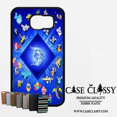 Disney 60th Anniversary Samsung Galaxy S6 Case CaseClassy just $11.85 on caseclassy.com #phonecase #shopify #googleshopping #shopping #Samsung #GalaxyS6