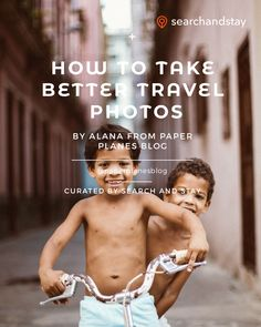 Alana shares her best tips - from professional photographers she's met - on how to take better travel photos.