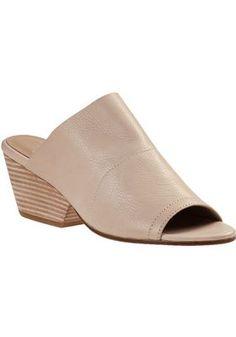 Eileen Fisher - Juju Mule Latte Leather