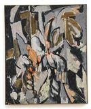 Lee Krasner - CAULDRON, 1956, oil on canvas