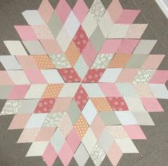 I recently finished this version of the Diamond Quilt for my sister's new baby. I am in love! I love it's uniqueness and I really love...
