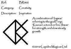 Rune Symbols, Symbols And Meanings, Viking Symbols, Ancient Symbols, Norse Runes, Viking Runes, Norse Mythology, Rune Tattoo, Norse Tattoo
