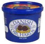 Danish Orchards Blackberry Seedless Preserves, 2-Pound Tub Orchards, Coffee Cans, Preserves, Danish, Blackberry, Tub, Packing, Drinks, Bag Packaging