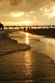 Fort Myers Beach Florida Sunset http://www.clairimageandphotography.com