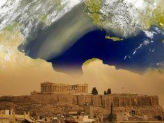 «Βόμβα» για τη δημόσια υγεία η σκόνη από την Αφρική