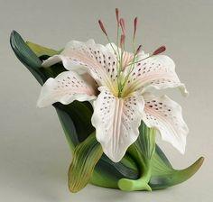 Sadek Sadek Flower Figurines Lily - No Box