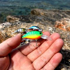 wobblers Super Quality 8 Colors 50mm Hard Bait Minnow Crank Popper Stik Fishing lures Bass Fresh Salt water 14