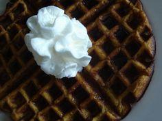 Pumpkin Waffles - yummy