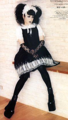 Moi-Meme-Moitie Gothic Lolita