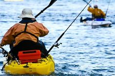 #Kayakfishing is steadily gaining popularity in Perth as more outgoing people learn about its numerous benefits. For one, it's both an environmentally friendly and healthy hobby. You can even give your body a good #workout as you paddle and cast your line.