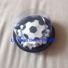 Cupcake de Futbol