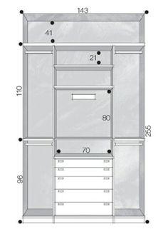Diseño de Closet
