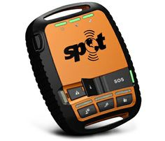 Awesome gadget for the outdoorsy! The palm-sized SPOT Gen3 GPS Messenger, $119, tracks your location via satellite, so hikers, bikers and climbers can use it to record maps of their route. Press a button when you reach your destination safely, and it'll automatically send text messages to your friends, telling them you've arrived--or if you get lost or injured, send an SOS to authorities with the exact geographic coordinates of where you can be found. #SelfMagazine
