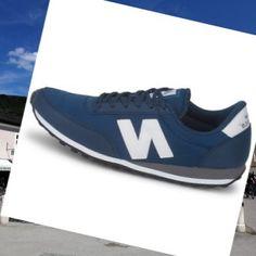 quality design 91236 67cef New Balance Mænds trænere Flade-Hvid