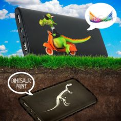 Bring your dinosaur to life with #TruColor