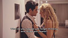 Find images and videos about love, couple and gossip girl on We Heart It - the app to get lost in what you love. Tv Quotes, Movie Quotes, Watch Gossip Girl, Gossip Girls, Blair And Serena, Gossip Girl Quotes, Im A Princess, Chuck Bass, Series Movies