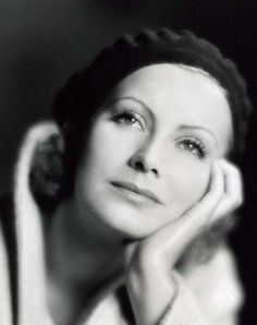 Clarence Sinclair Bull, Greta Garbo, 1930 on ArtStack #clarence-sinclair-bull #art