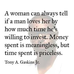 Tony A. Gaskins Jr on words of wisdom Quotes