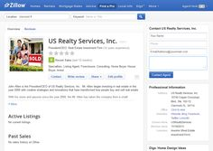 US Realty Services, Inc. on Zillow! http://www.zillow.com/profile/USRealtyServices/