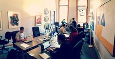 Busy Coworking - #coworking space in Iowa City, Iowa.