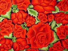 Herminia Mor   Blog: Arte textil mexicano   Bordados