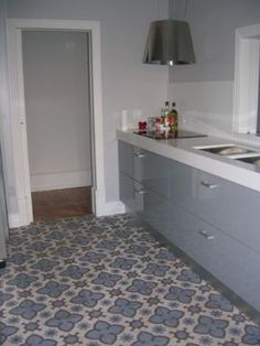 Recer twenties 20x20 tiles tegels - Credence cement tegels ...