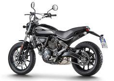 Ducati scrambler sixty two