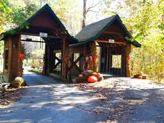 Entrance to Brother's Cove Resort just off of Walden's Creek Road,  Sevierville/Pigeon Forge, TN.