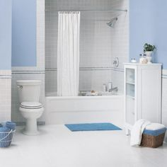 You'll Want to Turn Into a Prune in These Small Soaker Tubs: American Standard 'Standard Collection' Tub to overflow Small Soaker Tub, Small Bathtub, Small Bathroom, Bathroom Ideas, Bathroom Tubs, Big Bathrooms, Bathroom Layout, Bath Tub, Bathroom Inspiration
