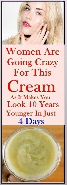 In today's article we will offer you an amazing cream that will help you to get glowing skin and restore your youth. It will make your skin spotless and you will look 10 years younger in only 4 days! Here's how to prepare this incredible formula: Ingredients 1 cup of water 1 tablespoon of milk …