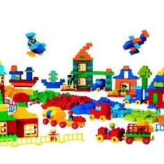 LEGO Education DUPLO XL Bricks Set 779090 (560 Pieces) #Lego
