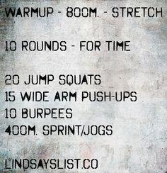workout workkout
