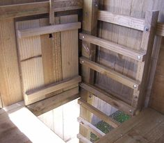Building your little one a playhouse in the backyard will surely make them happy. There are a few things you should know before you build a playhouse for kids. Awesome Woodworking Ideas, Woodworking Plans, Woodworking Projects, Woodworking Supplies, Backyard Fort, Backyard Playground, Backyard Ideas, Play Fort, Tree House Plans